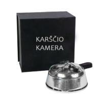 Karščio kamera su dėžute