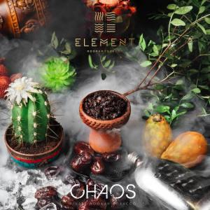 Chaos ir Element tabakų pavadinimai ir skoniai