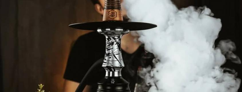 Kaljanai Voodoo smoke down