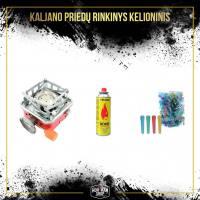 Kaljano priedų rinkinys KELIONINIS